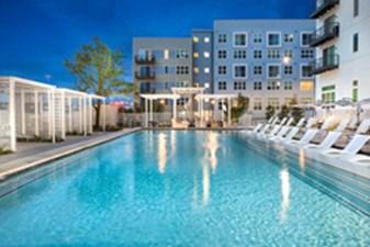 Pool at Listing #286705