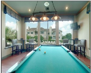Clubroom at Listing #140668