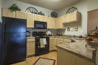 Kitchen at Listing #145533
