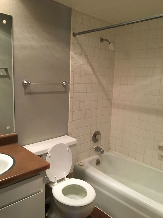 Bathroom at Listing #141147