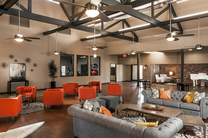 Clubhouse at Listing #137994