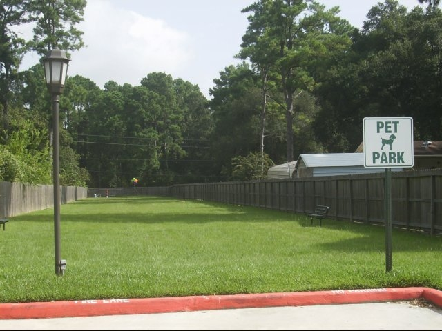 Dog Park at Listing #143456