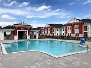 Pool at Listing #291842
