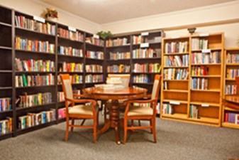 Library at Listing #140024