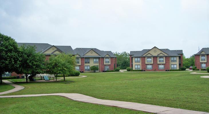 Burnett Place Apartments Taylor TX