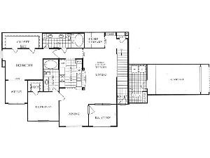 1,415 sq. ft. B7SG floor plan