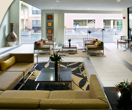 Lounge at Listing #145130