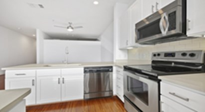Kitchen at Listing #144522