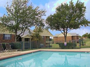 Pool at Listing #137613