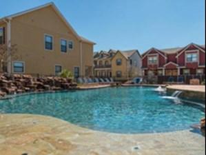 Pool at Listing #228164
