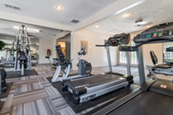 Fitness Center at Listing #135861