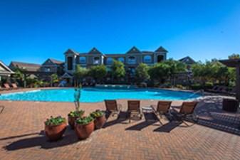 Pool at Listing #145750