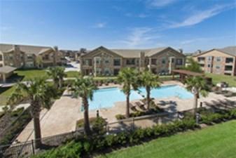 Pool at Listing #259538