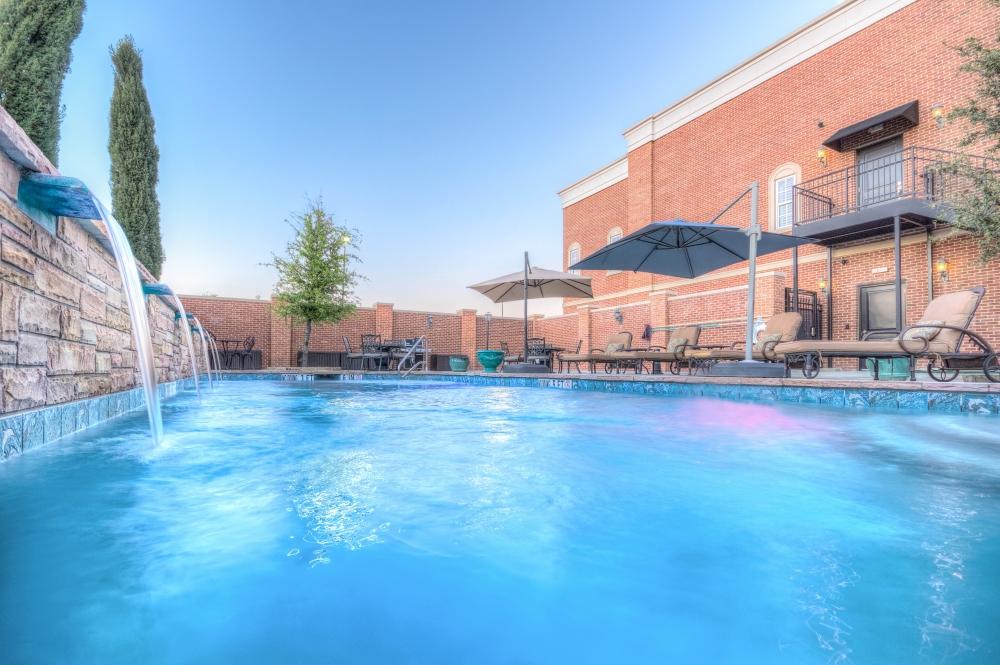 Pool at Listing #266409