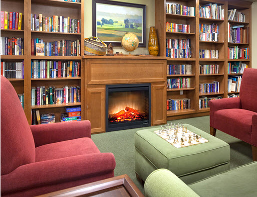 Library at Listing #266610