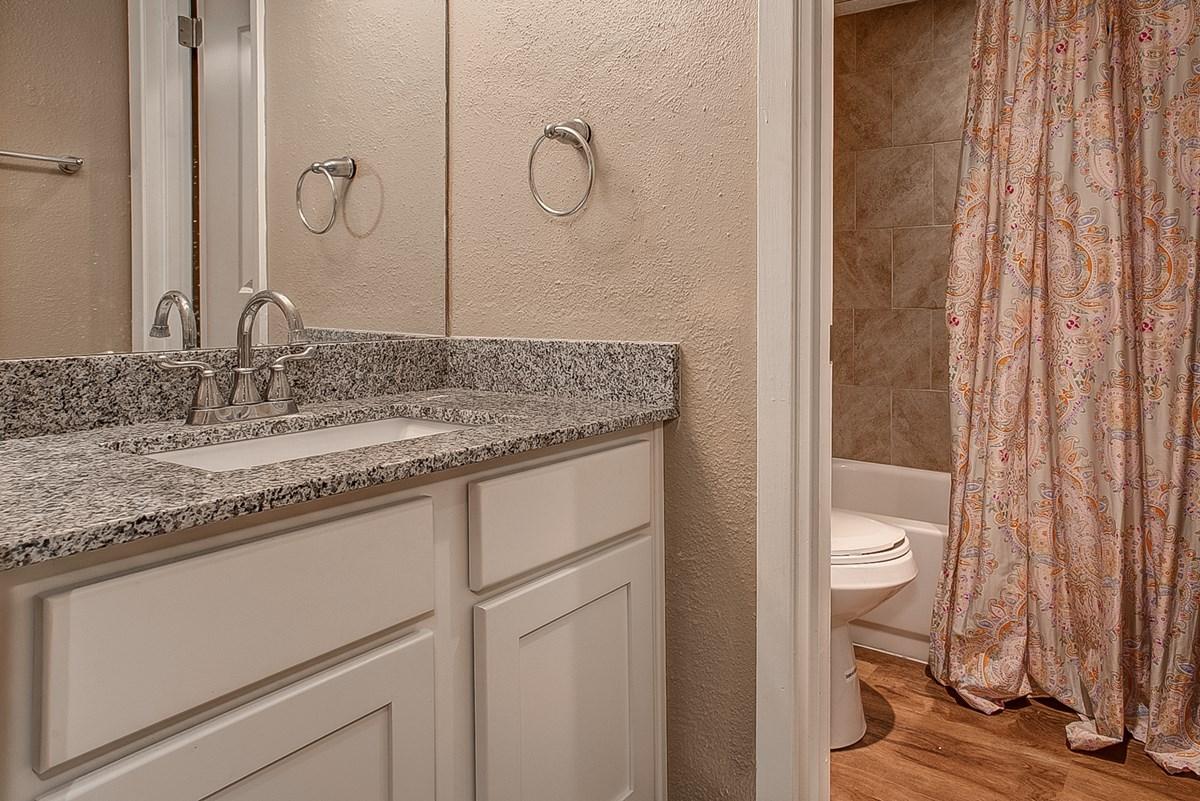 Bathroom at Listing #140218