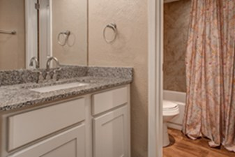 Bathroom at Listing #140218