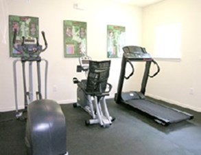 Fitness Center at Listing #144629