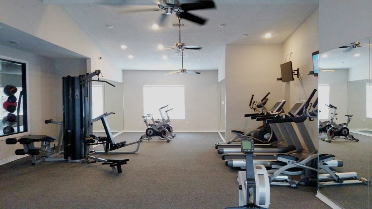 Fitness at Listing #138911