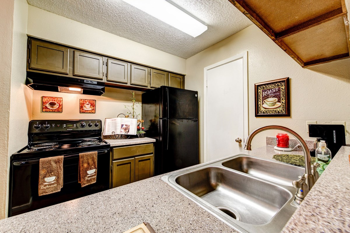Kitchen at Listing #140998