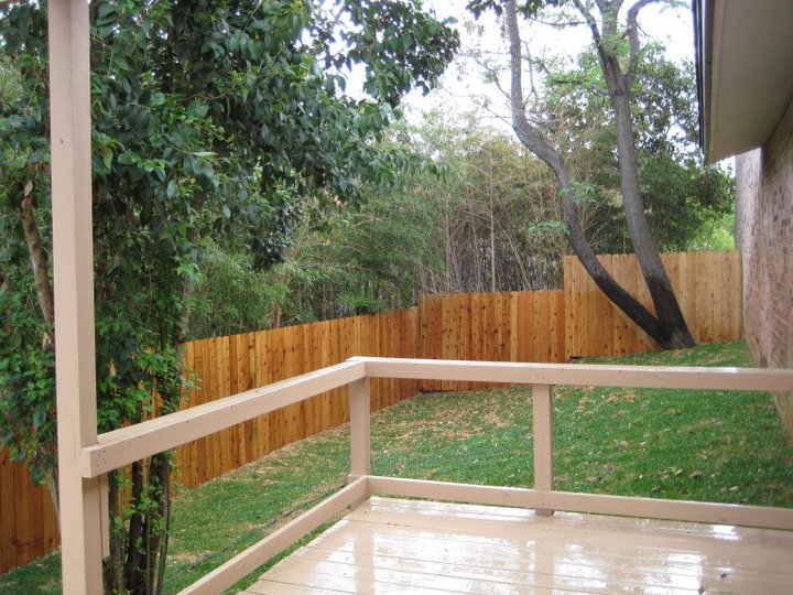 Patio at Listing #140598