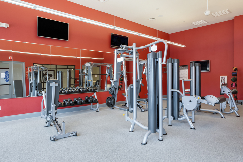 Fitness at Listing #268469