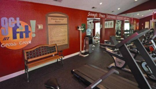 Fitness at Listing #136468