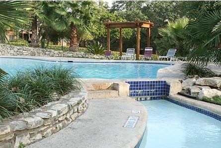 Pool at Listing #140481