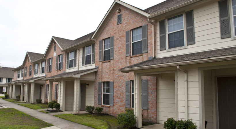 Townhomes of Bayforest Apartments Baytown, TX