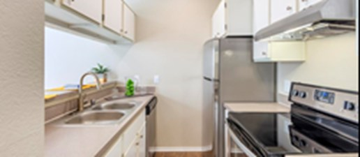 Kitchen at Listing #137274