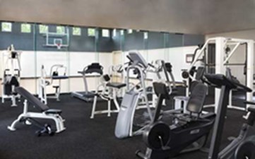 Fitness Center at Listing #140707