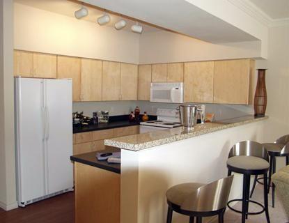 Model Kitchen at Listing #138064