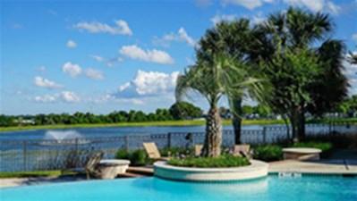 Pool at Listing #138282