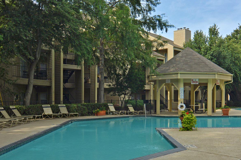 Pool at Listing #136712