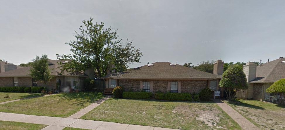 Garden Terrace Duplexes Apartments Dallas TX