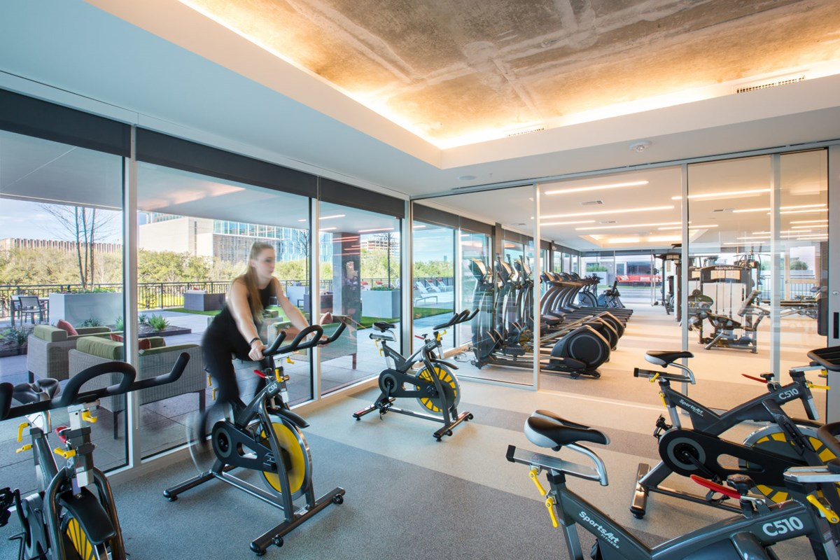 Fitness at Listing #260072