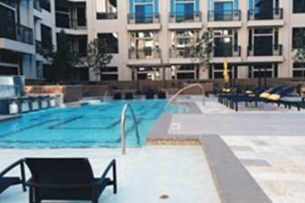 Pool at Listing #236606