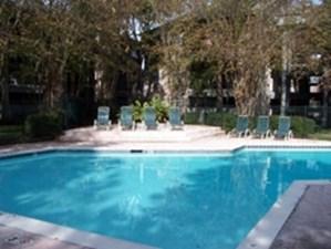 Pool at Listing #139048