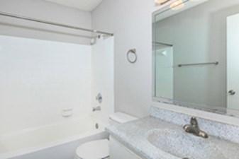 Bathroom at Listing #140974