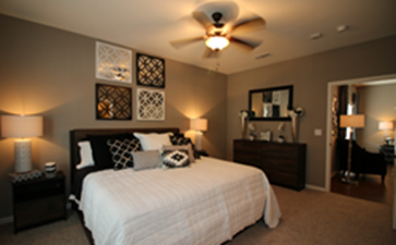 Bedroom at Listing #286745