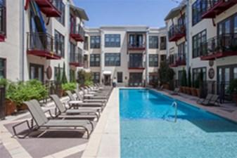 Pool at Listing #146264