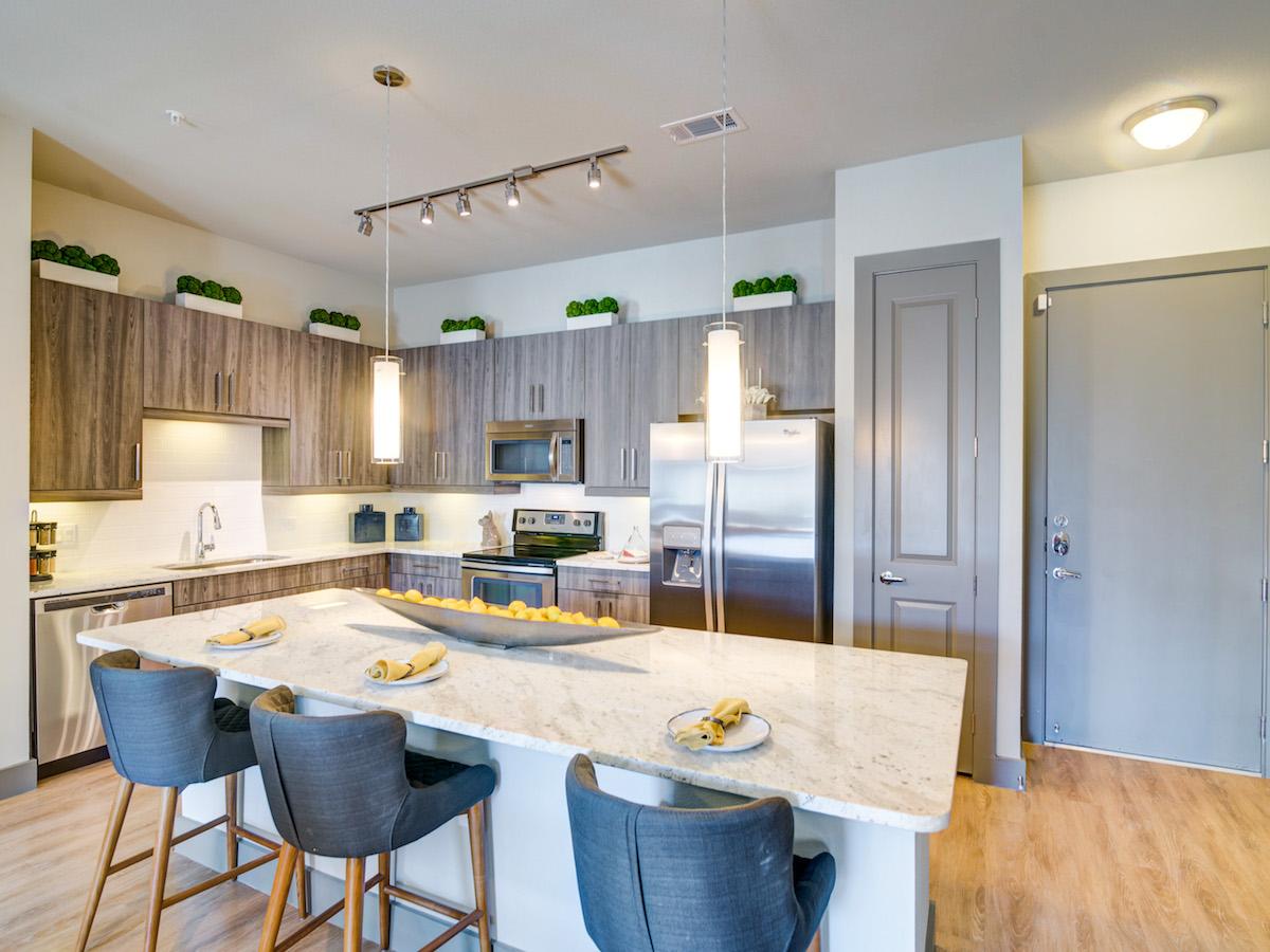 Kitchen at Listing #281186
