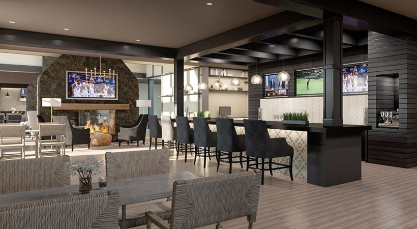 Clubhouse at Listing #286535