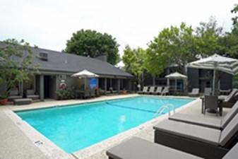 Pool at Listing #140400
