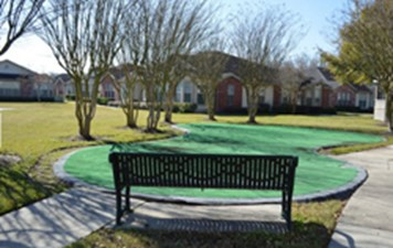 Putting Green at Listing #140035