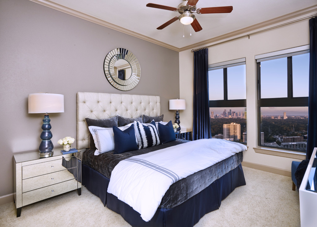 Bedroom at Listing #144188