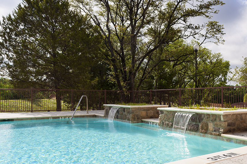 Pool at Listing #225951