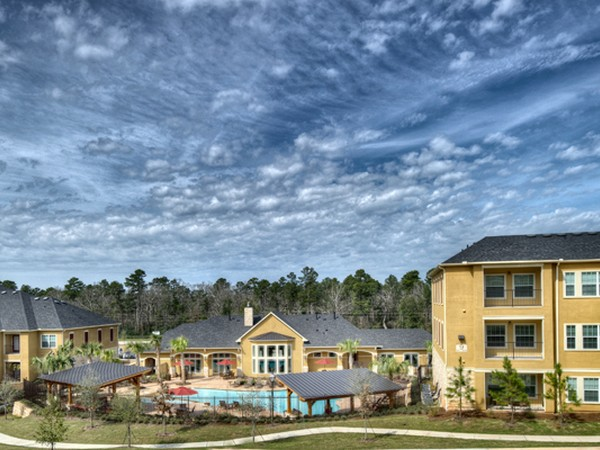 Retreat at Conroe Apartments Conroe, TX
