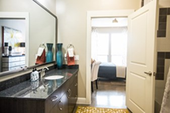 Bathroom at Listing #257944