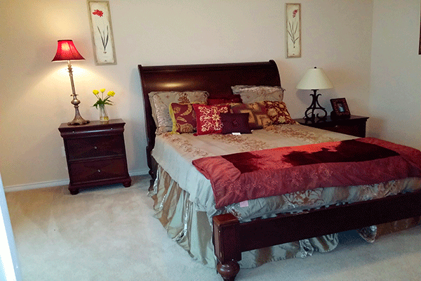 Bedroom at Listing #144231